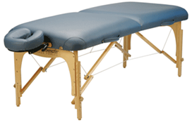 Reiki healing treatment Table E2