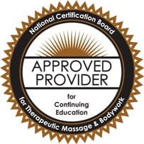 NCBTMB Approved Provider 451391-10