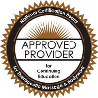 NCBTMB Approved Provider 451391-10