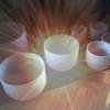 crystal quartz singing bowl healing energy