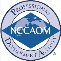NCCAOM Approved Provider
